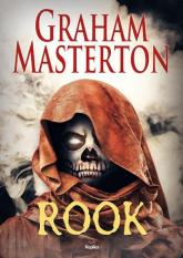 Rook - Graham Masterton | mała okładka