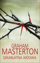 Szkarłatna wdowa - Graham Masterton | mała okładka