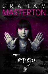 Tengu - Graham Masterton | mała okładka