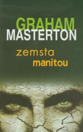 Zemsta Manitou - Graham Masterton | mała okładka