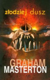 Złodziej dusz - Graham Masterton | mała okładka
