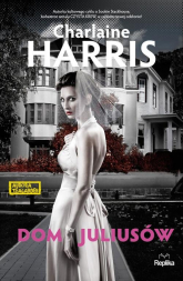Dom Juliusów. Aurora Teagarden - Charlaine Harris | mała okładka