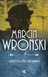 Skrzydlata trumna - Marcin Wroński | mała okładka