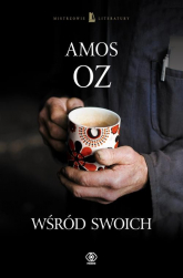 Wśród swoich - Amos Oz | mała okładka