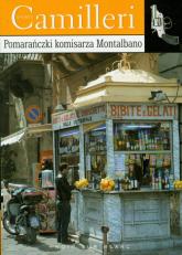 Pomarańczki komisarza Montalbano - Andrea Camilleri | mała okładka