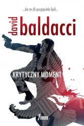 Krytyczny moment - David Baldacci | mała okładka