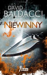 Niewinny - David Baldacci | mała okładka