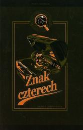 Sherlock Holmes. Znak czterech - Doyle Arthur Conan | mała okładka