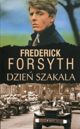 Dzień szakala - Frederick Forsyth | mała okładka