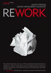 Rework - Fried Jason, Heinemeier Hansson David | mała okładka