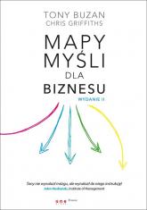 Mapy myśli dla biznesu - Buzan Tony, Griffiths Chris | mała okładka