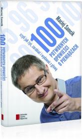100 potwornych opowieści o pieniądzach, czyli jak żyć, zarabiać i wydawać z głową - Maciej Samcik | mała okładka