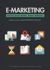 E-marketing. Współczesne trendy. Pakiet startowy -  | mała okładka