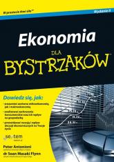 Ekonomia dla bystrzaków - Peter Antonioni, Sean Masaki Flynn | mała okładka