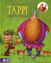 Tappi i wspaniała przyjaźń - Marcin Mortka | mała okładka