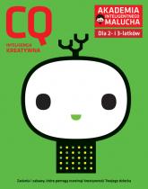 CQ. Inteligencja kreatywna. Akademia Inteligentnego Malucha dla 2-3 latków - praca zbiorowa | mała okładka