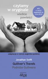 Podróże Guliwera  - Jonathan Swift | mała okładka