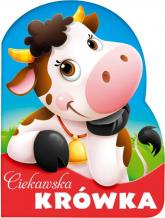 Ciekawska krówka - Urszula Kozłowska | mała okładka