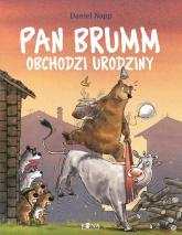 Pan Brumm obchodzi urodziny - Daniel Napp | mała okładka