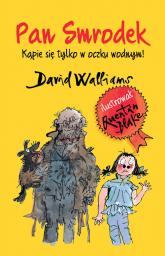 Pan Smrodek - David Walliams | mała okładka