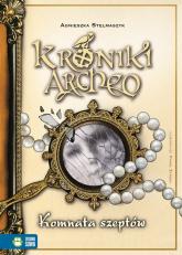 Kroniki Archeo. Tom 9. Komnata szeptów - Agnieszka Stelmaszyk | mała okładka