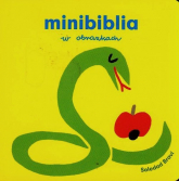 Minibiblia w obrazkach - Soledad Bravi | mała okładka