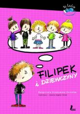 Filipek i dziewczyny - Małgorzata Strękowska-Zaremba | mała okładka