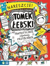 Tomek Łebski i jego fantastycznie odjechany przybornik - Liz Pichon | mała okładka
