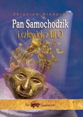 Pan Samochodzik i człowiek z UFO - Zbigniew Nienacki   mała okładka