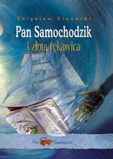 Pan Samochodzik i złota rękawica - Zbigniew Nienacki   mała okładka