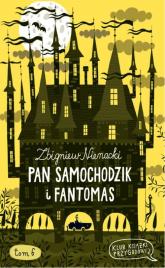 Pan Samochodzik i Fantomas - Zbigniew Nienacki   mała okładka