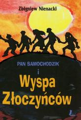 Pan Samochodzik i Wyspa Złoczyńców - Zbigniew Nienacki   mała okładka