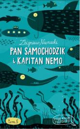 Pan Samochodzik i Kapitan Nemo. Tom 5 - Zbigniew Nienacki   mała okładka
