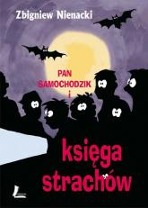 Pan Samochodzik i Księga strachów - Zbigniew Nienacki | mała okładka