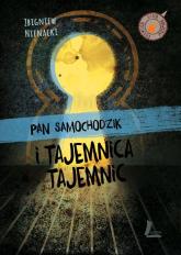 Pan Samochodzik i tajemnica tajemnic - Zbigniew Nienacki | mała okładka