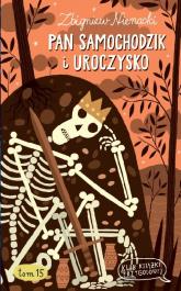 Pan Samochodzik i Uroczysko. Tom 15 - Zbigniew Nienacki | mała okładka