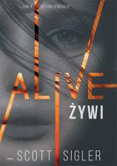 Alive/Żywi - Scott Singler | mała okładka