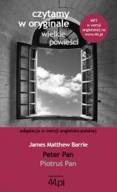 Peter Pan. Piotruś Pan - James Matthew Barrie | mała okładka