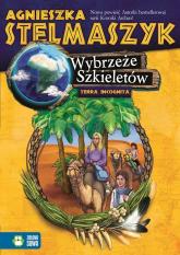 Terra Incognita. Wybrzeże Szkieletów - Agnieszka Stelmaszyk | mała okładka