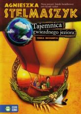 Terra Incognita. Tajemnica gwiezdnego jeziora - Agnieszka Stelmaszyk | mała okładka