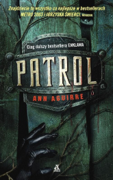Enklawa 2. Patrol - Ann Aguirre | mała okładka