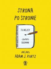 Strona po stronie - Kurtz Adam J. | mała okładka
