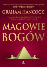 Magowie bogów - Graham Hancock | mała okładka