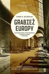 Grabież Europy - Nicholas Lynn H. | mała okładka