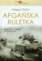 Afgańska ruletka - Gregory Feifer | mała okładka