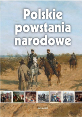 Polskie powstania narodowe - Marcin Czajkowski | mała okładka