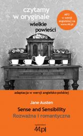 Sense and Sensibility. Rozważna i romantyczna - Jane Austen | mała okładka