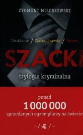 Trylogia kryminalna. Uwikłanie+ Ziarno prawdy+ Gniew - Zygmunt Miłoszewski | mała okładka