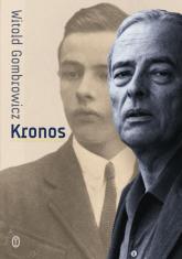 Kronos - Witold Gombrowicz | mała okładka