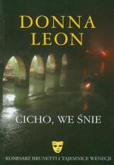 Cicho we śnie - Donna Leon | mała okładka